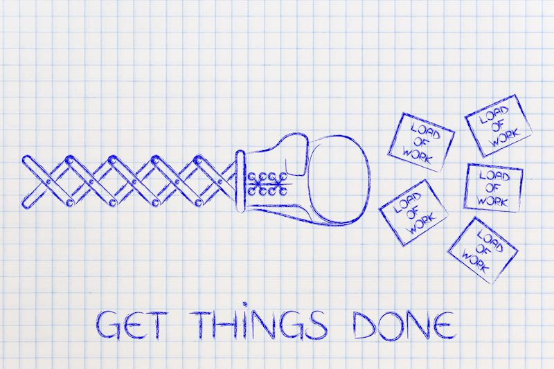 Get Stuff Done With Terry's Productivity Tactics