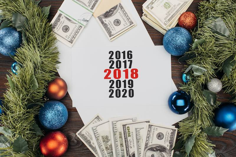 2018 Tax Reform Update And A Holiday Prayer from Scott