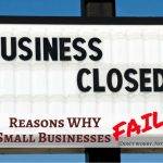 The Most Likely Reasons Why Small Businesses Fail In Houston Metro