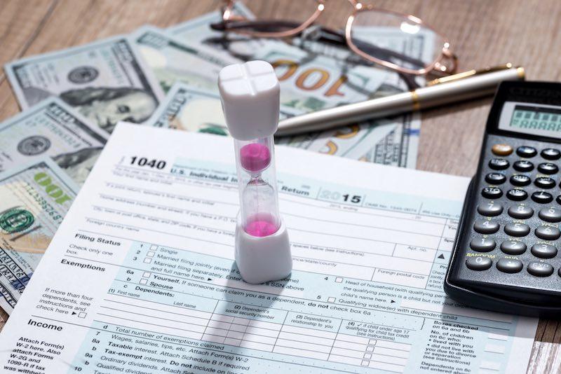 Scott Terry's Tax Extension Breakdown