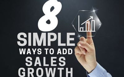 Eight Simple Ways To Add Sales Growth To Your Houston Metro Business