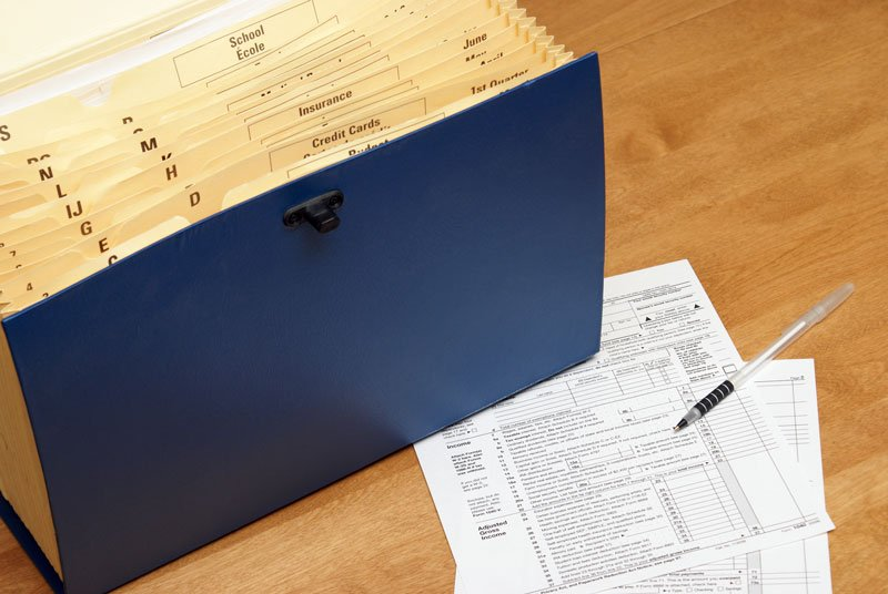 Scott Terry's Updated Tax Preparation Checklist for 2019