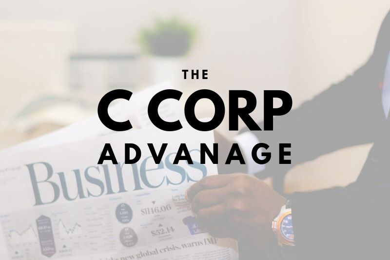 The Advantage a C Corporation Holds for Houston Metro Businesses