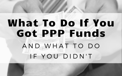 What Your Houston Metro Business Should Do If They Received PPP Funding