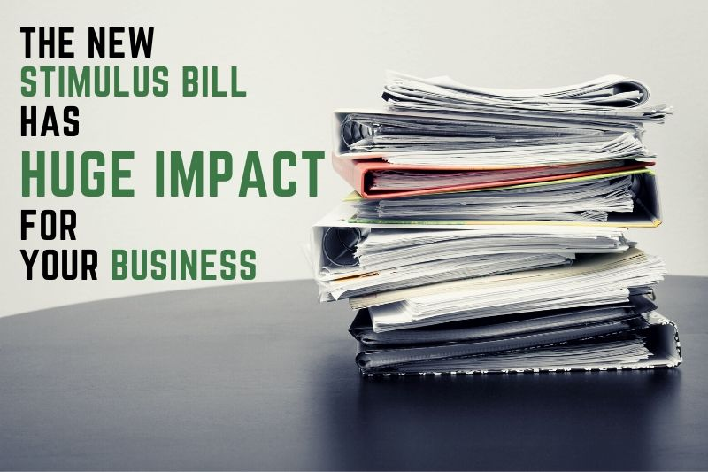 The New Stimulus Bill Has Huge Impacts For Houston Metro Businesses