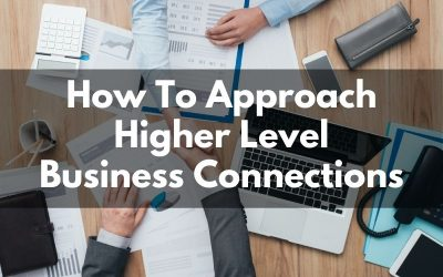 How To Approach Bigger Business Players In Houston Metro or Your Niche