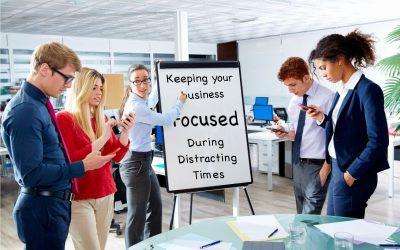 Keeping Your Houston Metro Business Focused During Distracting Times